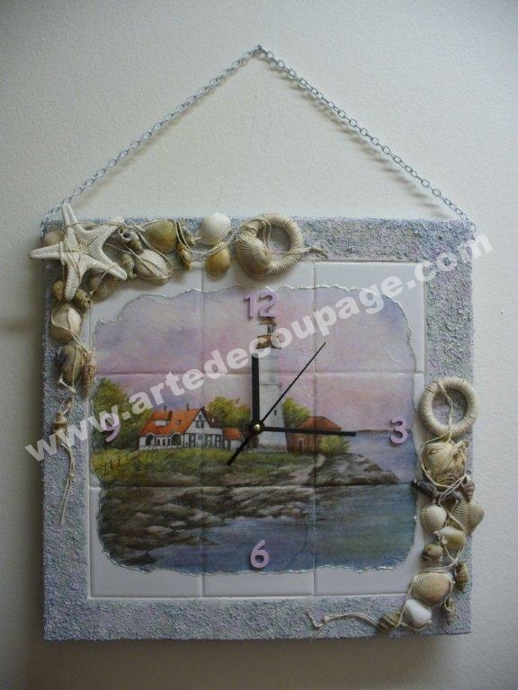 orologio tintinnio del mare